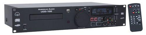 American Audio UCD 100